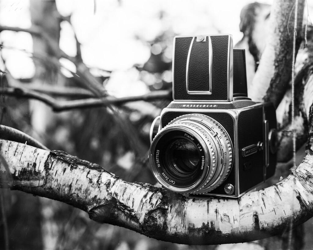 Hasselbladカメラ